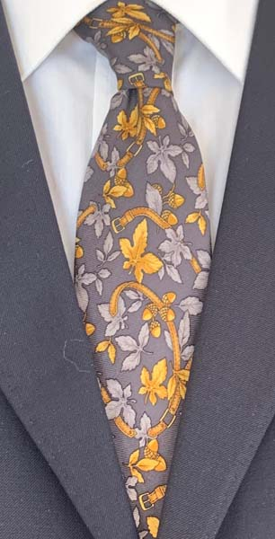New Old Ties - Venezia Grigia - D'Ambrosio Couture
